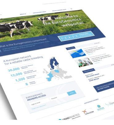 Home page Euro Genomics