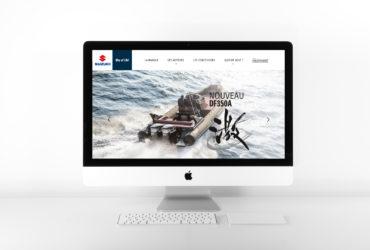 Suzuki Marine web