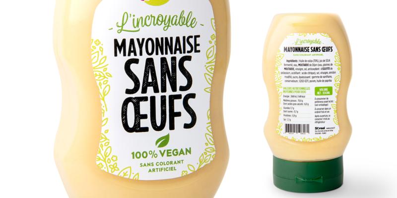Mayonnaise Vegan