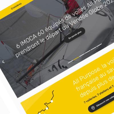 Site web AllPurpose